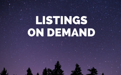 Do you know how to generate new listing appointments on demand?